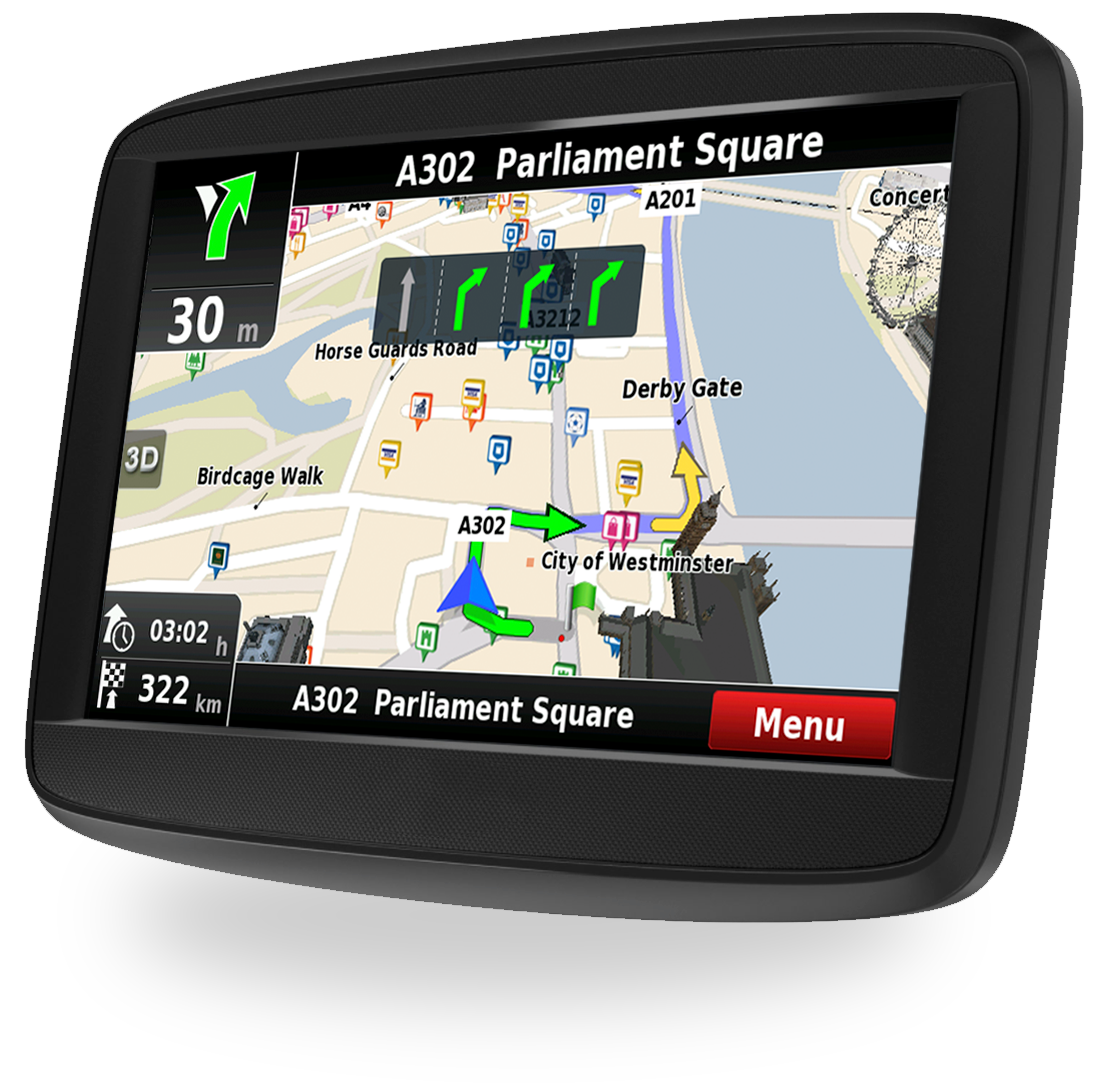 NDrive Maps for NDrive v10 For All Countries(New Updated Maps & Voices)