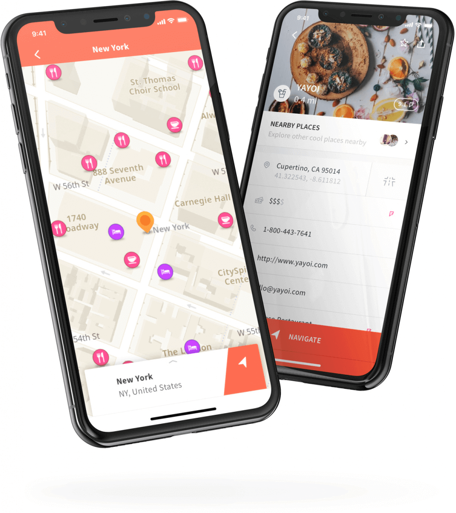 NDrive | Powered by you